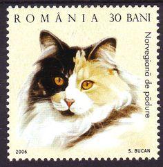 Postage stamp - Romania, 2006