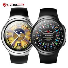 LEMFO LES2 Android 5.1 Smart Watch 1GB + 16GB Heart Rate Monitor Smartwatch