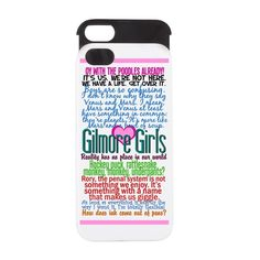 All of the best funny Gilmore Girls quotes in a cute colorful collage. Perfect gift for the ultimate Lorelai and Rory fan.
