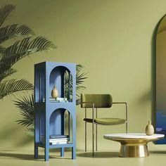 Interior Stairs, Interior Architecture, Small Furniture, Furniture Design, Earthy Home, Hm Home, Modelos 3d, Interior Decorating, Interior Design