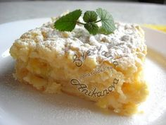 Лимонный торт от Ирины Аллегровой - ничего вкуснее не пробовала!