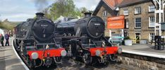 Tickets & Timetable | North York Moors Historical Railway Trust - NYMR Pickering to whitby £68 family tickets