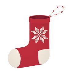 Ya está aquí la navidad. Y nada como la navidad para tejer. En estas fechas tan entrañables te proponemos este genial patrón gratuito: ¡Un calcetín navideño