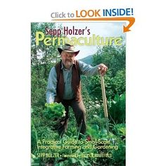 Sepp Holzer knows everything about permaculture!! He is one of the first ones to start growing and living the permaculture way. If you want to know more then this is the book for you. $19.77