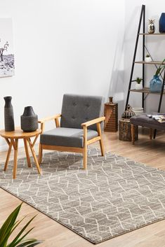 Summon Remy Silver Transitional Rug This collection, aptly named for it's ability to draw out a range of emotion from the viewer with a blend of modern and traditional that also takes from the trending 'fade' style we have started to see as of late. An amazing piece of design that effectively captures the latest Australian transitional trends. Long lasting, power loomed, made in Turkey and 10mm pile with an array of shapes and sizes.