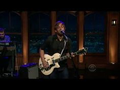 The Black Keys - Next Girl on Ferguson 7-27-10 - YouTube
