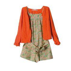 Bonpoint + orange = love