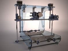 Air 2 by Mecano #3DPrinters