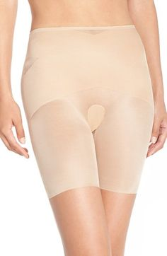 5740740d58 SPANX®  Skinny Britches  Mid-Thigh Shaper available at  Nordstrom Spanx
