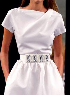 Modern Wedding Gowns: Victoria Beckham Spring/Summer 2011 | Modernly Wed
