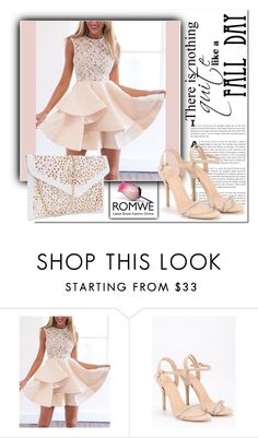 """""""ROMWE 14/3"""" by melissa995 ❤ liked on Polyvore"""
