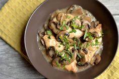 Slow Cooker Chicken Marsala 2