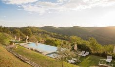 Nestled in the famous Chianti hills, Borgo di Pietrafitta exemplifies a rustic Italian wedding venue, both chic and elegant. With an infinity pool and plenty of room to sleep guests, 'Borgo di Pietrafitta' is a great place to celebrate with guests Rustic Italian Wedding, Italian Wedding Venues, Wedding Venues Italy, Rustic Wedding Venues, Wedding Table Games, Tuscany Italy, Rustic Chic, Trendy Wedding, Great Places