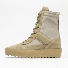 """KW2581.021 - Yeezy: Womens Yeezy Military Boot - """"Rock"""""""