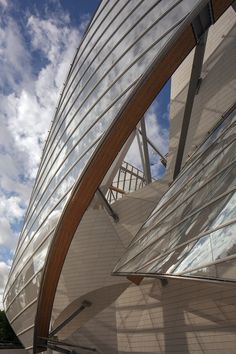 Fondation Louis Vuitton,© Todd Eberle