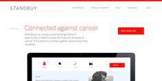 Flat design examples: 15+ innovative flat design websites | Webdesigner Depot