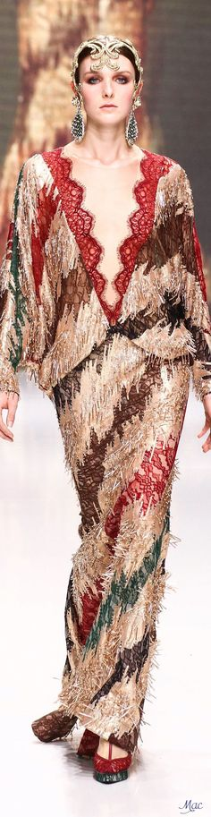 Fall 2016 Haute Couture - Sebastian Gunawan Fashion 2017, Couture Fashion, Runway Fashion, Fashion Outfits, Women's Dresses, Unique Fashion, High Fashion, French Fashion Designers, Couture Collection