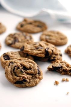 New York Times' perfect chocolate chip cookies made vegan