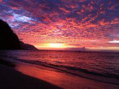 Hanalei in Hawaii