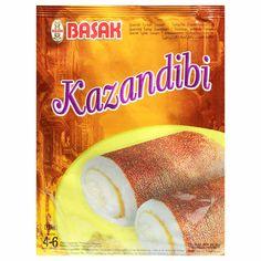 Turkish Burned Milk Pudding Kazandibi Mix by Basak 5.3 oz