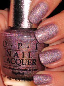 OPI Diamond Shine