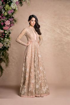 indian fashion Lehenga -- Click visit link above for more info Pakistani Wedding Dresses, Pakistani Bridal, Pakistani Outfits, Indian Bridal, Indian Outfits, Bridal Dresses, Bridal Lehenga, Pakistani Frocks, Pakistani Couture