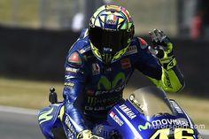Rossi zet Mugello in vuur en vlam met P1 in derde training