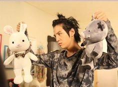 YESASIA: You're Beautiful - Pig Rabbit Doll (Large Size) Celebrity ...