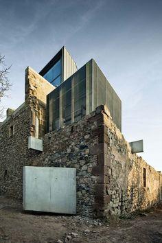 Convent de Sant Francesc in Santpedor Spain/ David Closes