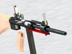 iB::Topic::9mm tube gun / test