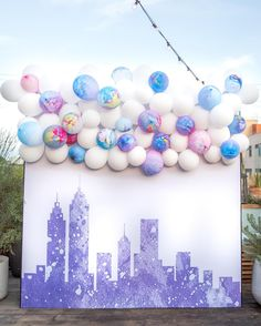 """698 Likes, 41 Comments - AGENC Experiential+Digital (@weareagenc) on Instagram: """"Color in the City with @maybelline #mnybash 📸 @katieedwardsphoto"""""""