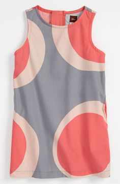 Tea Collection 'Aurora' Tank Dress (Toddler) | Nordstrom
