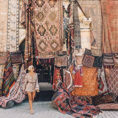 The magic carpets of Turkey Wearing- @nakdfashion 20% off for another 24 hours, code 'Gypsea20'