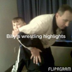 Billy's wrestling highlights  - Flipagram with music by Survivor - Eye of the Tiger