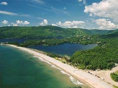 Ingonish Beach and Lake East Coast Travel, East Coast Road Trip, Cap Breton, Atlantic Canada, Prince Edward Island, Places Of Interest, Canada Travel, Nova Scotia, Along The Way