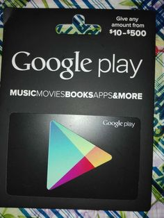 $20 Google Play Gift Card  http://searchpromocodes.club/20-google-play-gift-card-5/