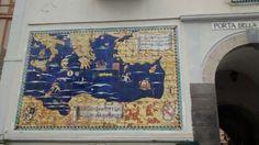 Amalfi - Painel em azulejo/ IT 01/2016