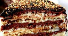 Chef Recipes, Cooking Recipes, Inside Cake, Cake Business, Different Recipes, Cheesecake, Favorite Recipes, Sweets, Food And Drink