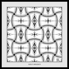 de zendoodle html art_galerie. Wouldn't this make an amazing quilt? Mandala Pattern, Zentangle Patterns, Pattern Art, Pattern Drawing, Tangle Doodle, Zen Doodle, Doodle Art, Zantangle Art, Zen Art