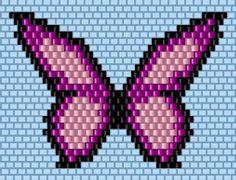 Brick Stitch on Pinterest | Brick Stitch Earrings, Beaded Earrings ...