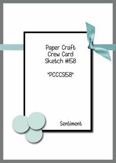 PCCCS #158: Card Sketch