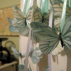How To Decorate In Butterfly Wedding Themes