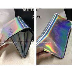 New Designer Multi layers Hologram Clutch Purse Women fashion handbag IT bag Bolsa Free shipping