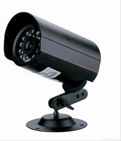 Ip cameras installation
