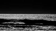 OCEAN  IN BLACK AND WHITE 1 - Limited Edition 2 of 15