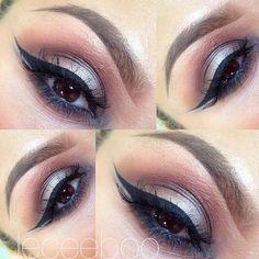 love me some smokey eye