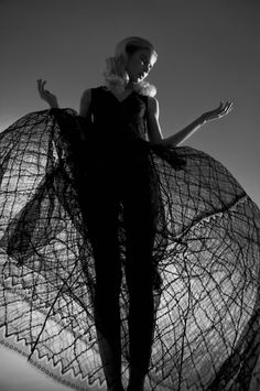 Elsa Sylvan by Elle Muliarchyk for Bon Magazine