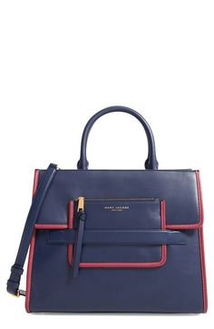 MARC JACOBS 'Madison North South' Leather Tote available at #Nordstrom
