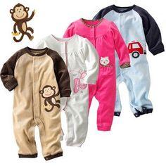 Monkey Clothing For Baby