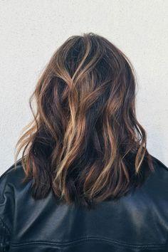 L.A. Hair Color Trends For Fall - Bronze Copper Tones